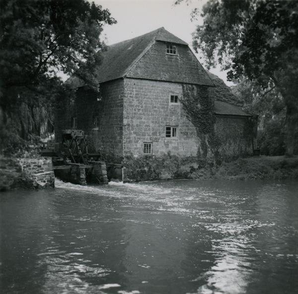 Watermolen bij Fittleworth Engeland