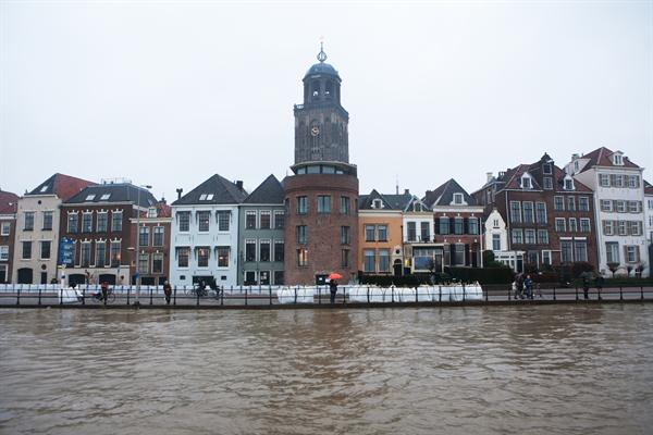 Hoogwater Deventer