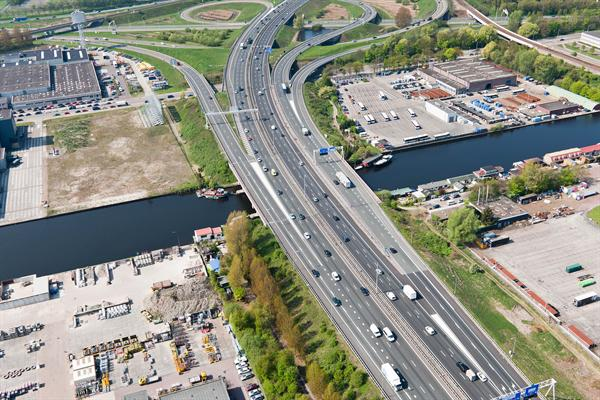 A10 Watergraafsmeer Holendrecht