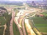Luchtfotoserie: RW.A13/A4 omgeving Ypenburg.