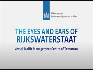 The eyes and ears of Rijkswaterstaat.
