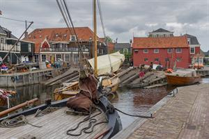 Waterschap Vallei en Eem, De Oude Haven (museumhaven) van Spakenburg.