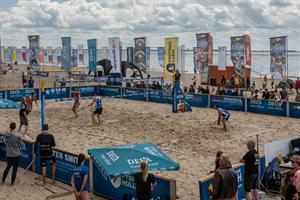 Zeeland Beach Classics is hét grootste internationale Beachsport evenement op het Badstrand in Vlissingen.