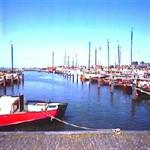 De haven van Marken.